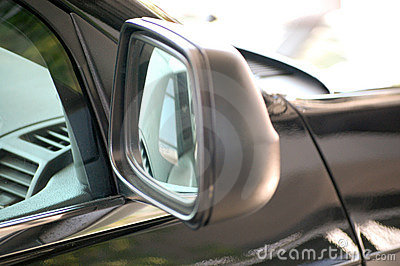 Rear-view side mirror
