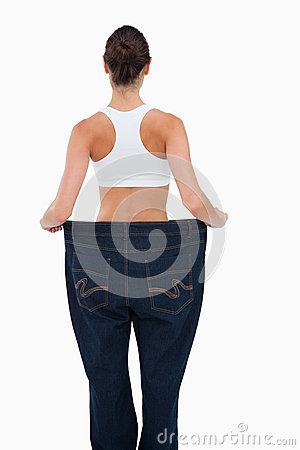 Dating a girl who lost a lot of weight