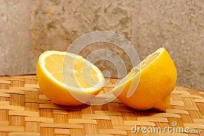Rebanadas del limón