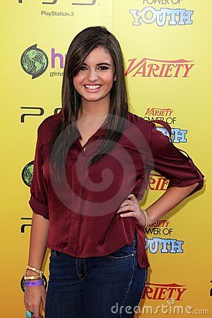 Rebecca Black Editorial Stock Photo