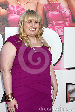 Rebel Wilson Editorial Stock Photo