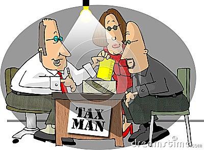 Recaudador de impuestos