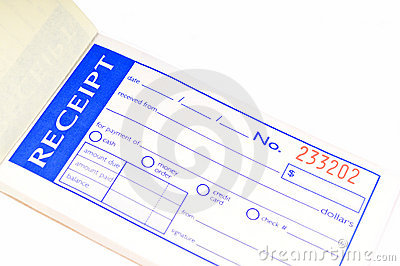 Receipt Book Royalty Free Photo Image 565135 – Payment Receipt Book