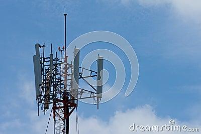 Receiving antenna