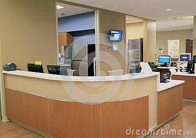 Stock Photo Reception Desk Front  puter Terminals Phones Office Hospital School Image44993439 likewise Clinic Health Unit besides Index furthermore Devastated Man In A Hospital Waiting Room 408428 furthermore Conference Room Chairs. on medical office waiting room design