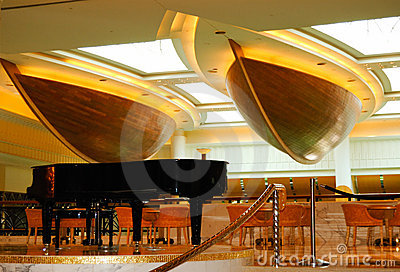 reception lobby area in luxury hotel stock image image 12164471