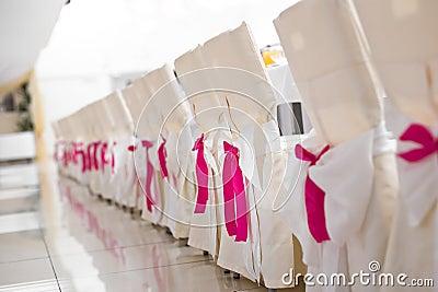 Reception wedding chairs