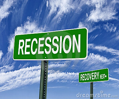 Recession and recovery