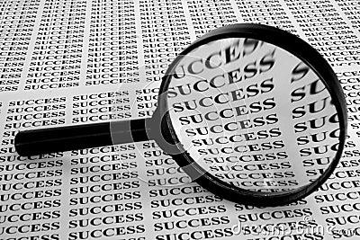 Recherche de la réussite