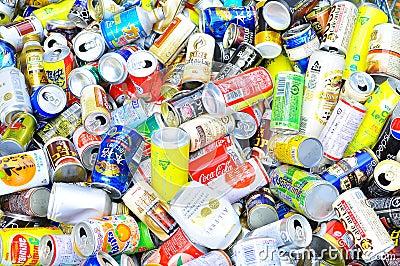 Recicl Fotografia Editorial