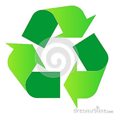 Reciclaje de insignia