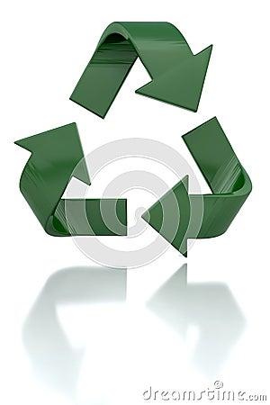 Reciclaje del icono