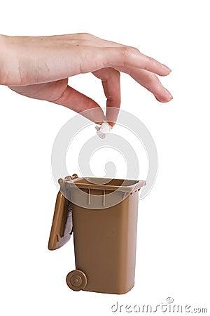 Recicle trash
