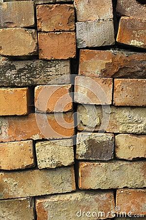 Free Reclaimed Bricks Stock Image - 5505281