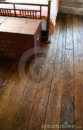 Free Reclaimed Wood Floors Stock Images - 2702114