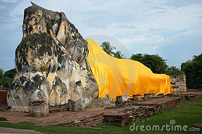 Reclining Buddha Wat