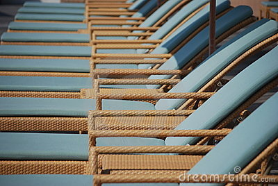 chaise lounge chairs by the pool stock image image 11644021 calm chaise lounge chairs
