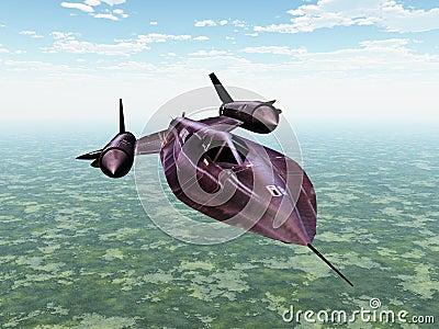 Reconnaissance Aircraft