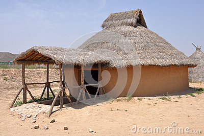 Neolithic Architecture House
