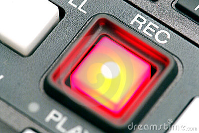 Record button