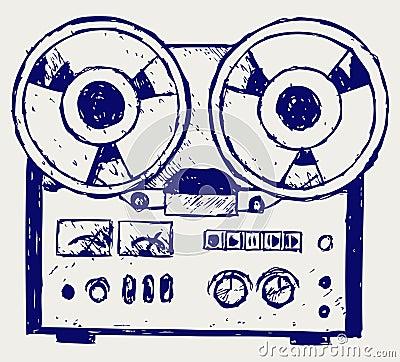 Recorder sketch