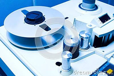 Recording manchine