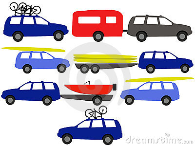 Recreation vehicles