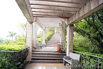 Recreational corridor