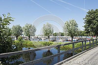 Recreational harbor
