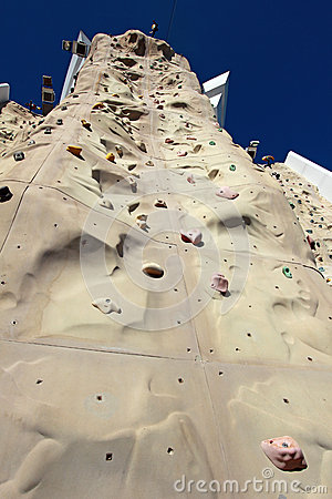 Recreational Rock Climbing