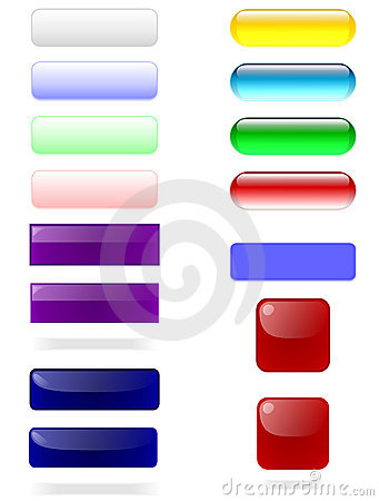 Rectangle buttons