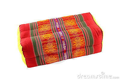 Rectangle pillow Thai style