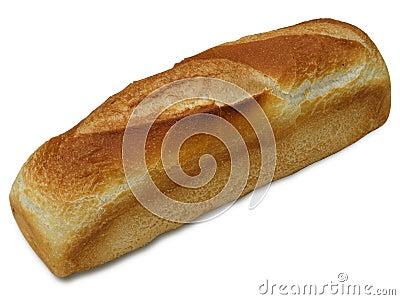 Rectangular bread