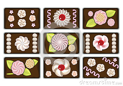 Rectangular cakes