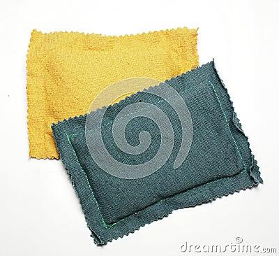 Rectangular cotton bag