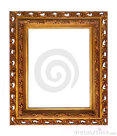 Rectangular Decorative Picture Frame