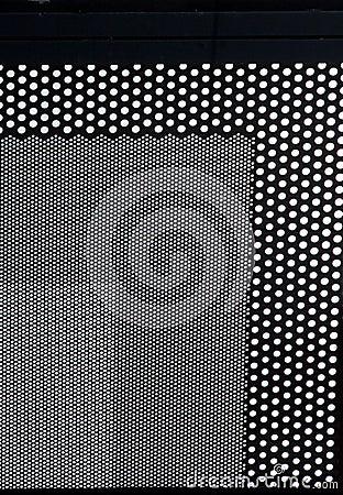 Rectangular design detail