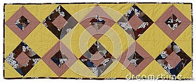 Rectangular quilt