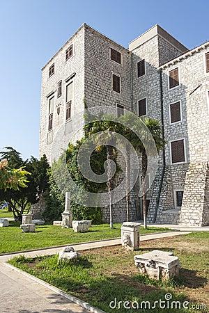 Rector s palace, Sibenik