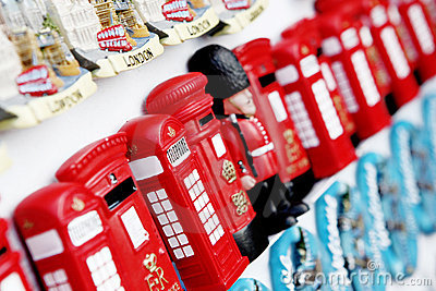 Recuerdos de Londres