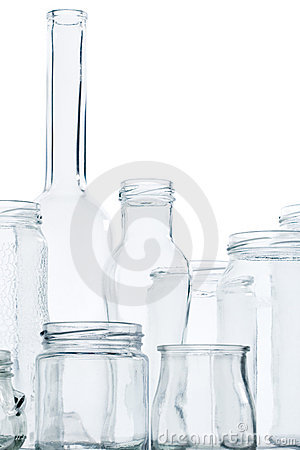 Recyclable glass