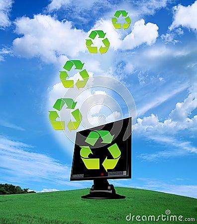 Free Recycle Stock Photos - 9281873