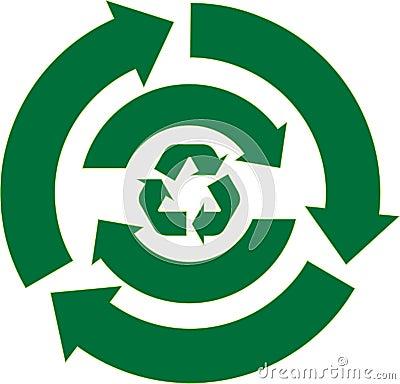 Recycle Arrow Set