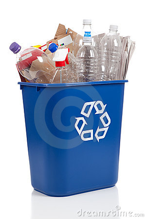 Free Recycle Bin Stock Photo - 10588160