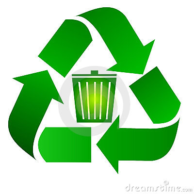 Free Recycle Bin Stock Photography - 14148292