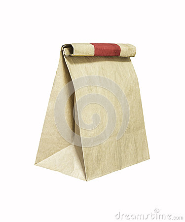Free Recycle Brown Paper Bag Stock Photo - 47692070