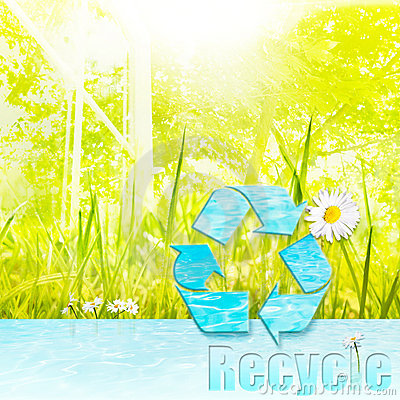 Recycle for a clean environment
