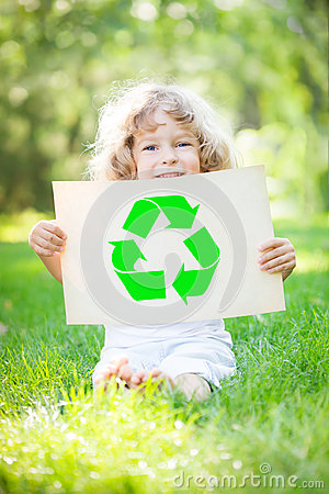 Free Recycle Concept Royalty Free Stock Image - 29014506