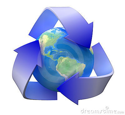 Recycle ecology