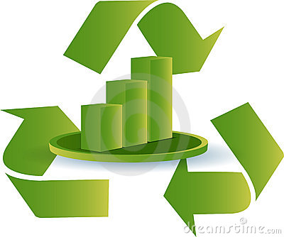 Recycle graph